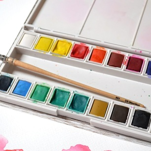 aquarelle palette base