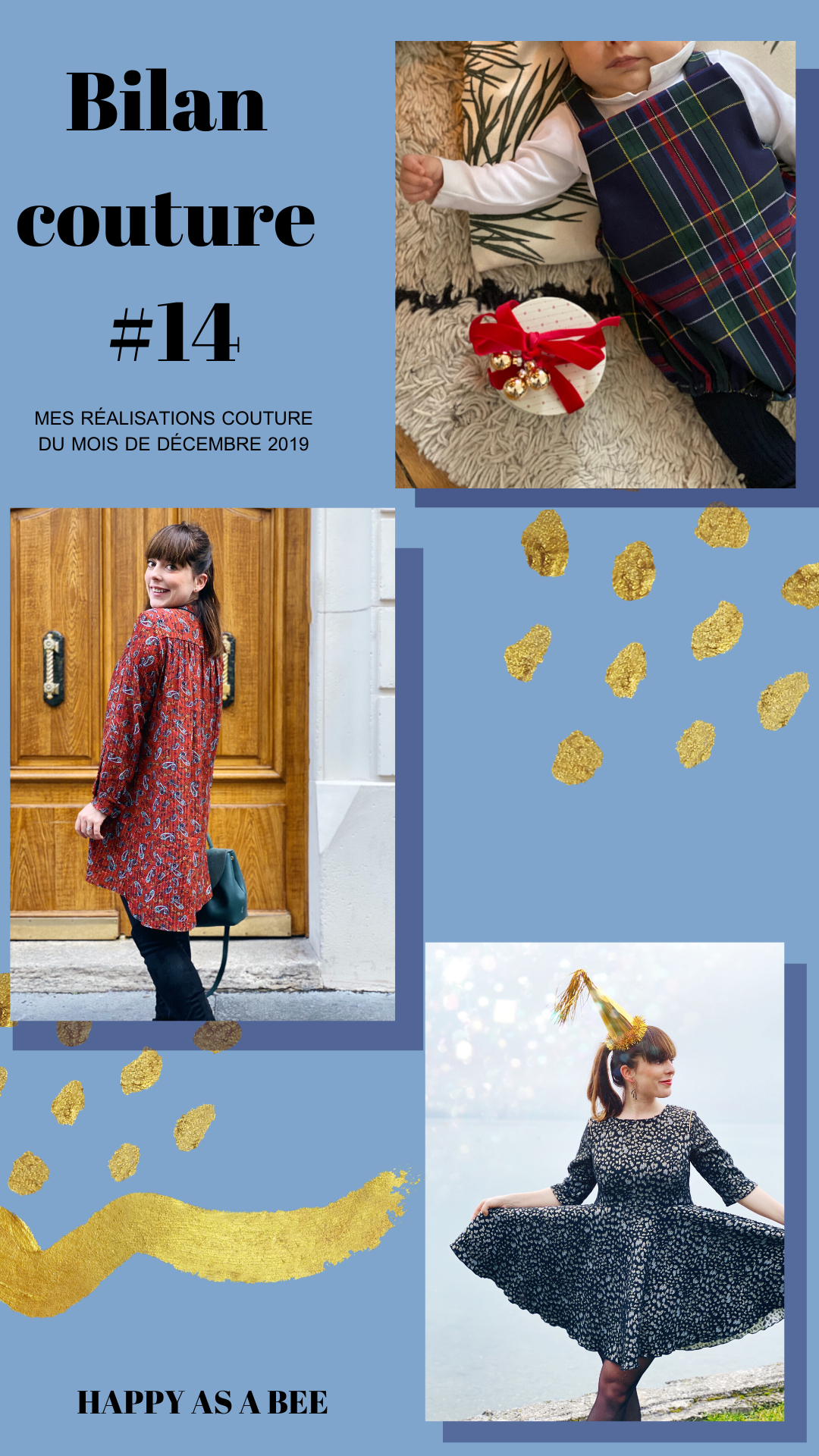 Bilan Couture #14 Happy as a bee.png