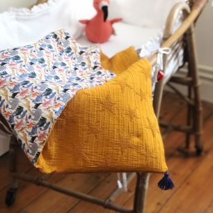 couverture couture bébé